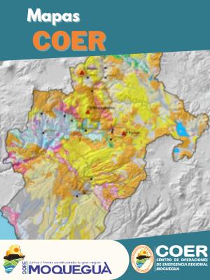 Mapas COER